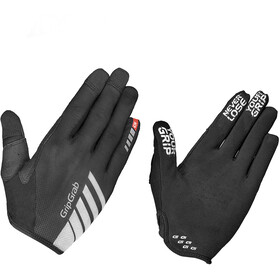 GripGrab Racing InsideGrip Full Finger Gloves black